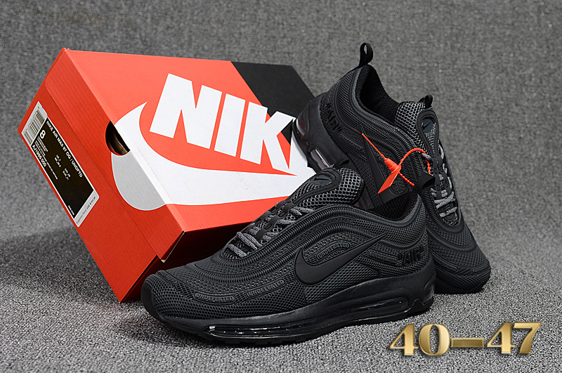 reputable site 8d9f1 d731c ... Nike Air Max 97 Running Shoes›. Off White X ...