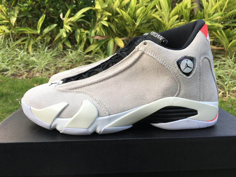 best service 27bc5 a4526 Nike Air Jordan Retro 14 Desert Sand Mens Athletic Basketball Shoes  487471-021