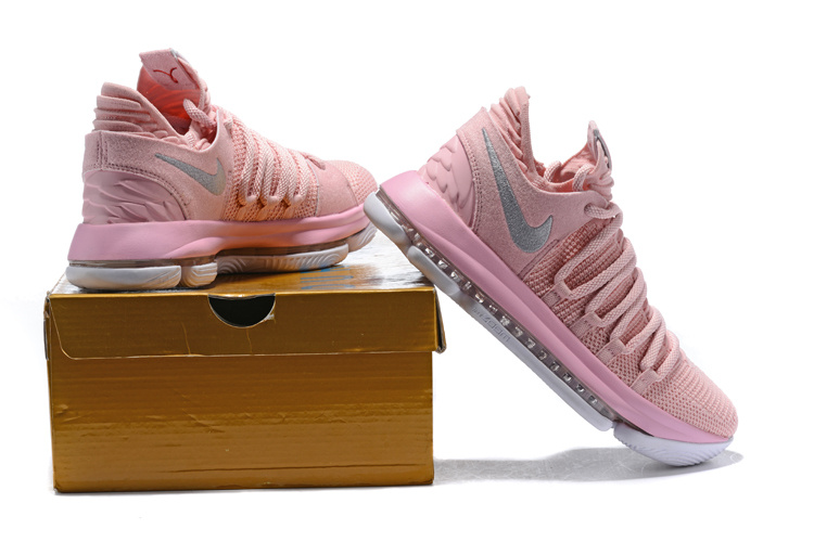 hot sale online 86699 f7ff1 ... best price nike kd 10 ep aunt pearl pink white d5cd8 2dfaf