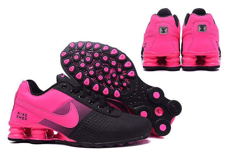 ... usa nike shox deliver hyper pink black da191 88563 48c09b699