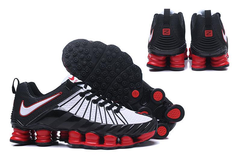 sale retailer 99262 5d979 ... canada nike shox tlx kpu white black red mens 08da0 32f21