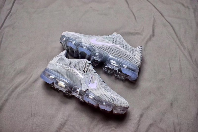 finest selection 0d2c2 a1cd2 Nike Air Max 2018 Kpu VaporMax Cool Grey White Men's Women's Running Shoes  NIKE-ST000608