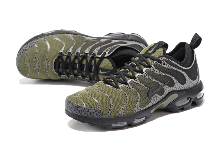 235ae3212e0 Nike Air Max Plus TN Ultra Olive Green Black Men s Running Shoes ...