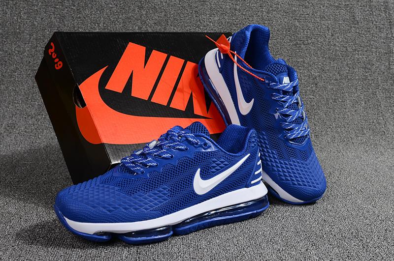 cheap for discount b70c9 675bf Nike Air Max Flair KPU 2019 Royal Blue White Black ...