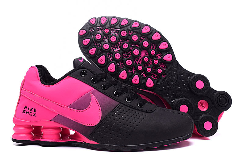 huge discount c96d9 6e27b Nike Shox Deliver Hyper Pink Black NZ Women s Running Shoes