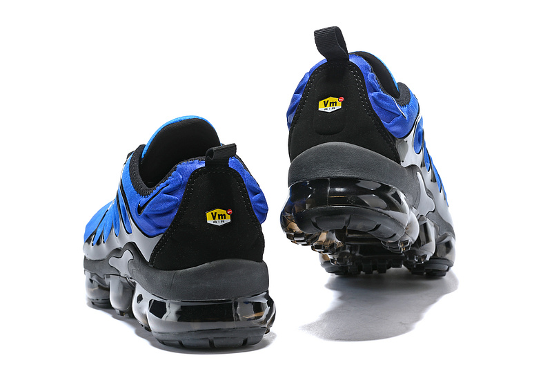 huge selection of b1083 672cd Nike Air VaporMax Plus Tn Obsidian Photo Blue Black 924453 401 Men's  Running Shoes 924453-401