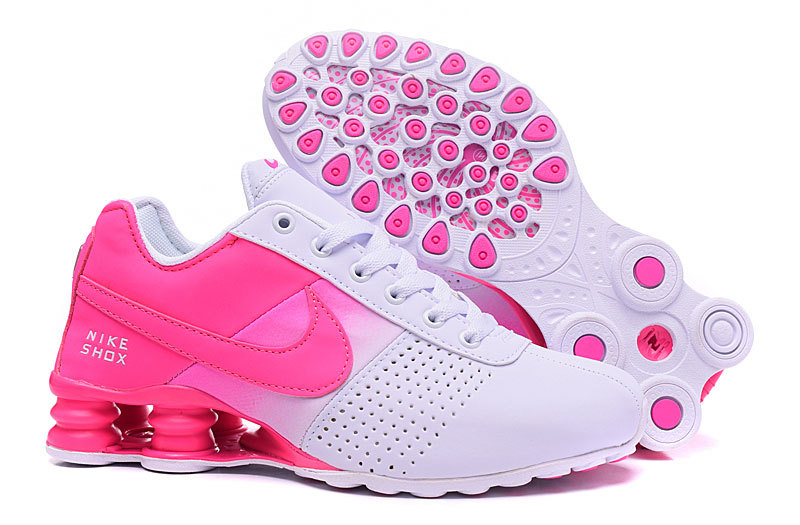 Nike Shox Deliver Hyper Pink White NZ Women's Running Shoes
