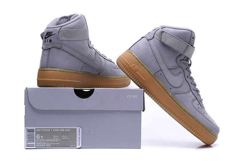 the best attitude a2e6a 29157 Nike Air Force 1 High WB ...