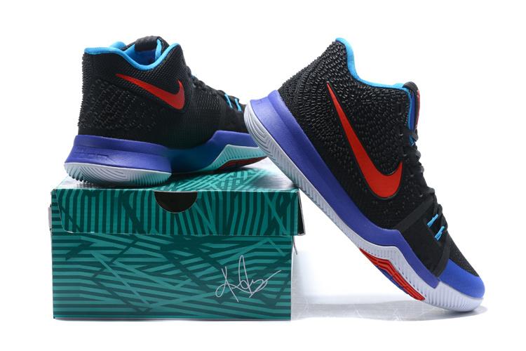 8320514fbb76 Nike Kyrie 3 Kyrache Light Men s Basketball Shoes 852396-007 ...