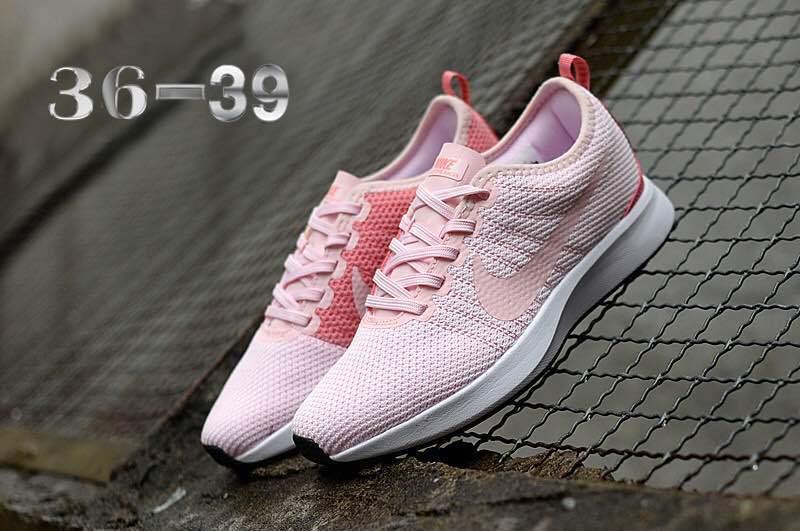59011c39dbf4 Nike Air Zoom Mariah Flyknit Racer Pink White Women s Running Shoes ...