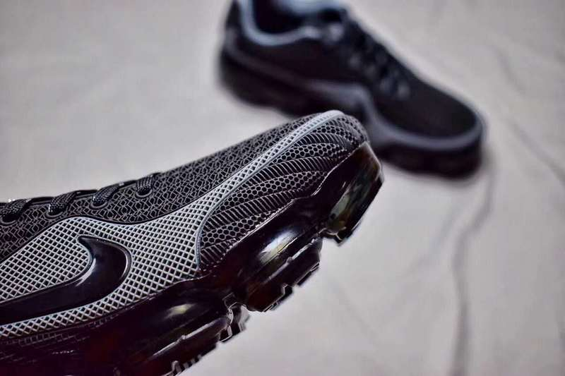 official photos 3e323 01ddc Nike Air Max 2018 Kpu VaporMax Black Anthracite Grey Men's Women's Running  Shoes NIKE-ST000610
