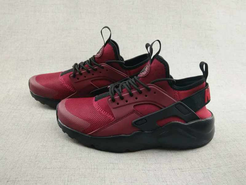 59164607e3cb6f Nike Air Huarache Ultra Team Red Gym Red Black Men s Women s Casual Shoes