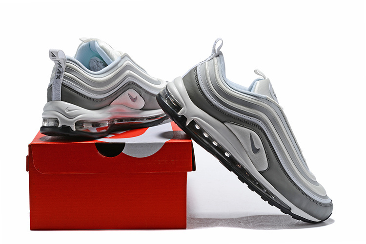 Nike Air Max 97 Sneakers WhiteWolf GreyBlack