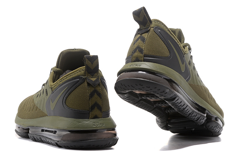 8efcbc7ee Nike Air Max 2018 MoonRock Olive Green Black Men s Running Shoes ...