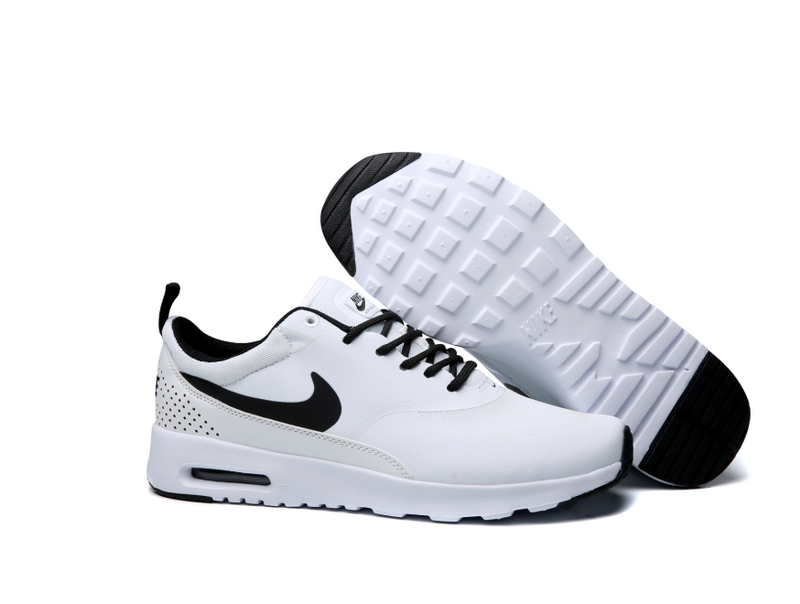 mens nike air max thea black