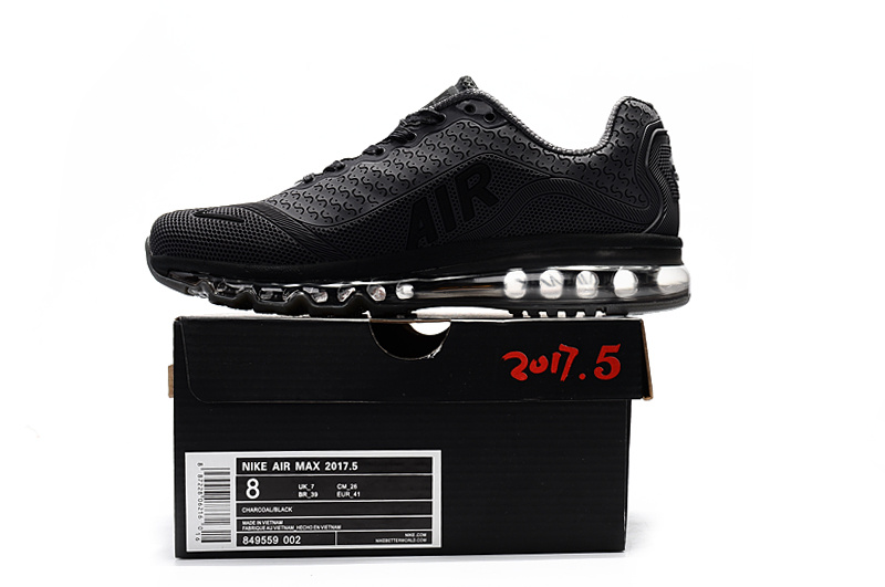 wholesale dealer b54a7 e100c ... Running Shoes›. Nike Air Max 2017. 5 KPU Anthracite Grey Black ...
