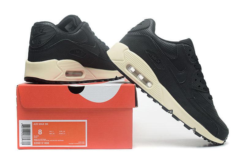 51de848aca3 Nike Wmns Air Max 90 Pinnacle Black Sail Men s Women s Running Shoes ...