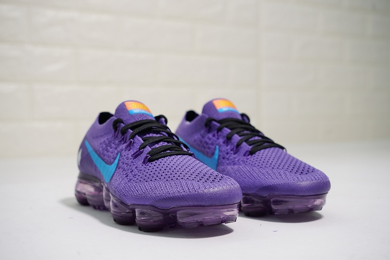 new products 21be7 89d2c Nike Air VaporMax Flyknit Dragon Ball Z Purple AA3859-015 Women's Running  Shoes AA3859-015q