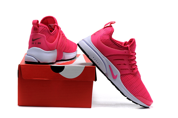super popular 0f3fb 3bdfa ... italy nike air presto hyper pink black white womens 72bcb d2103