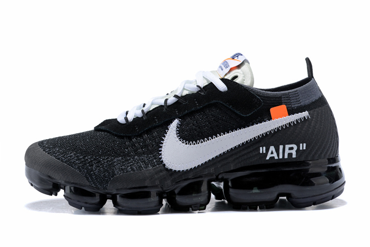 9a2b785e87 ... spain off white x nike air vapormax flyknit black white aa3831 001 womens  mens running shoes discount code for nike air vapormax 2.0 ...
