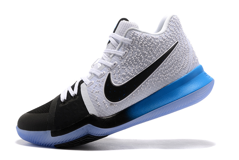 4a2d50042591 ... Green Silver For Sale  Nike Kyrie Irving 3 Black Blue Gradient White  Men s Basketball Shoes ...