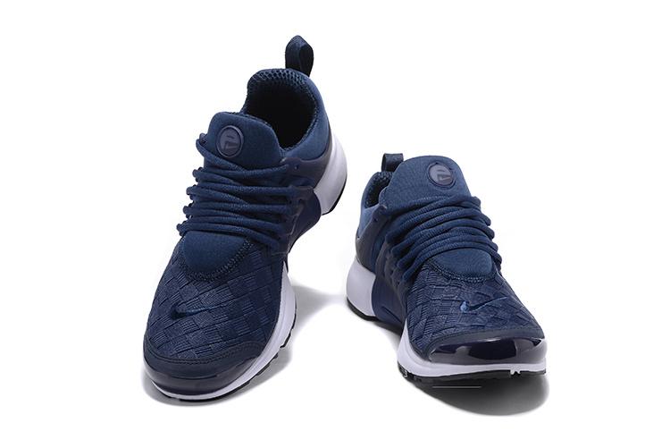 buy popular 4bfbc dae6f Nike Air Presto SE Woven Midnight Navy Men s Women s Running Shoes