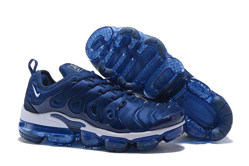 buy online 2e108 3ab3f Nike Air Max Plus TN 2018 Royal Blue White Men's Running Shoes NIKE-ST001956