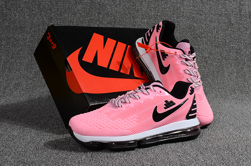size 40 721b1 a8040 Nike Air Max Flair KPU 2019 Hyper Pink Black White Women's Running Shoes  NIKE-ST001111