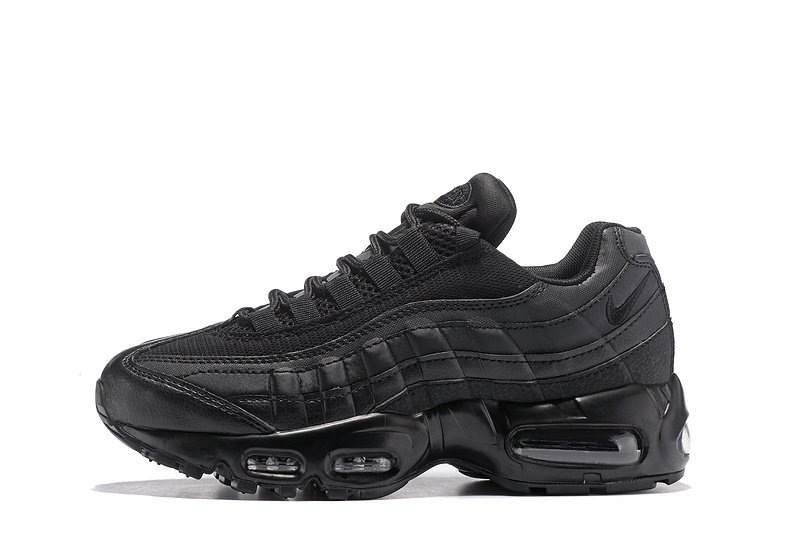 Nike Wmns Air Max 95 Essential Triple Black Women's Running Shoes NIKE ST000990