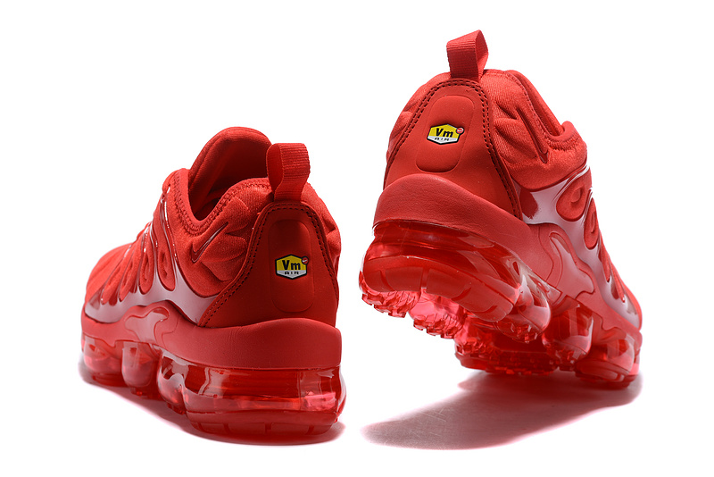 new style 35d07 2be21 Nike Air Max Plus TN 2018 October Red Women's Running Shoes NIKE-ST001960