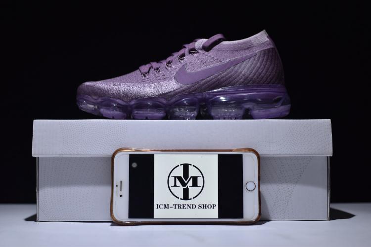 70cf83c08b Nike Wmns Air Vapormax Flyknit Violet Dust Plum Fog Women's Running Shoes  849557-500