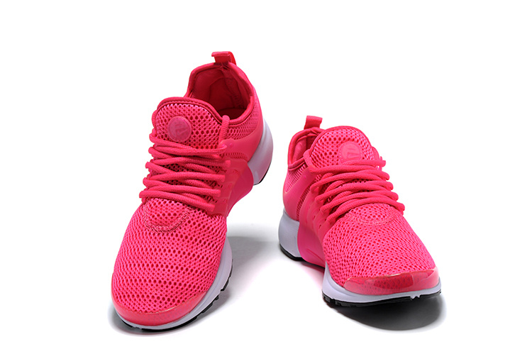 Nike Air Presto Hyper Pink White Women s Running Shoes NIKE-ST002005 ... 1245a07f0