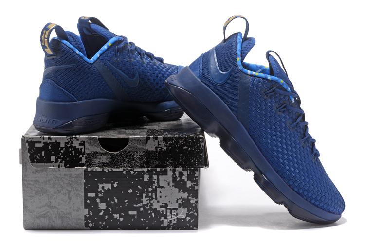 9355639ba83e Nike LeBron James 14 Low Philippines Blue Men s Basketball Shoes ...