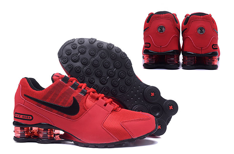 207dbbfd8c ... coupon for nike shox avenue nz red black mens running shoes nike  st000418 12596 30e5e