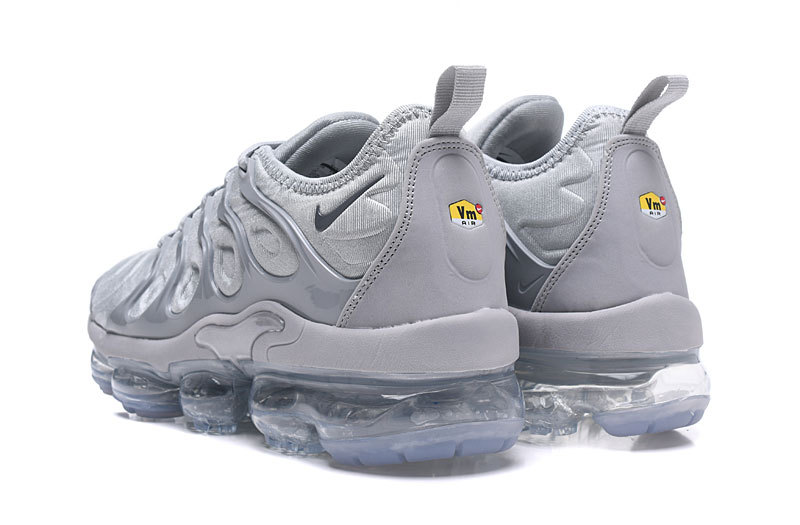 competitive price a2069 92188 Nike Air Max Plus TN 2018 Triple Silver Wolf Grey Men's Running Shoes  NIKE-ST000883