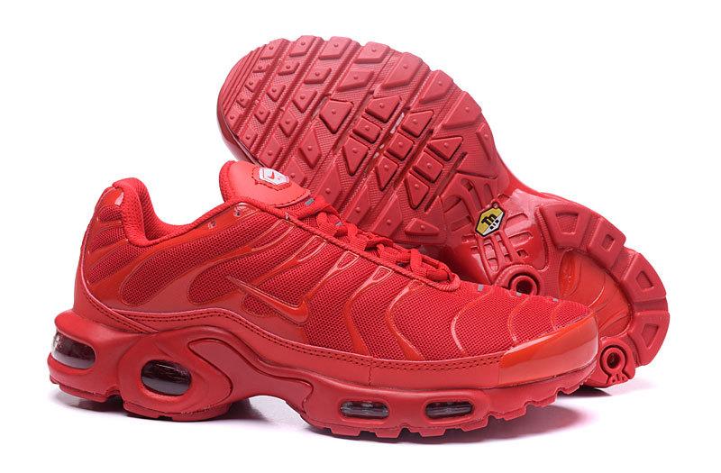 92151639ad82 Nike Air Max Plus Tn TXT Pepper Red White 647315 616 Men s Running ...