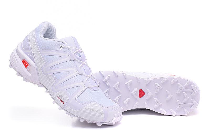 5192c154 Salomon Speedcross 3 CS White Mens Trail Running Shoes NIKE-ST002086
