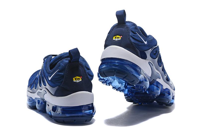 buy online 72fe6 2896a Nike Air Max Plus TN 2018 Royal Blue White Men's Running Shoes NIKE-ST001956