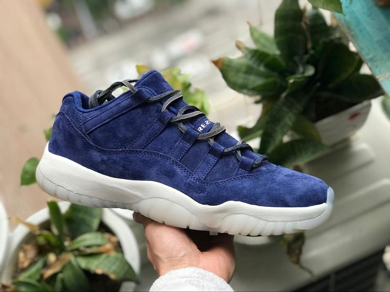 premium selection 07aa7 d875f Nike Air Jordan Retro 11 Low RE2PECT Derek Mens Athletic Basketball Shoes  AV2187-441