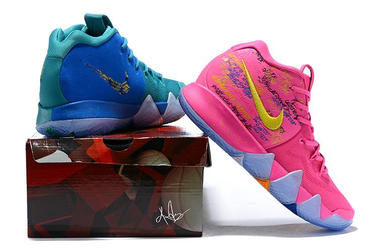 the best attitude 5646b a2c74 Nike Kyrie 4 Confetti ...