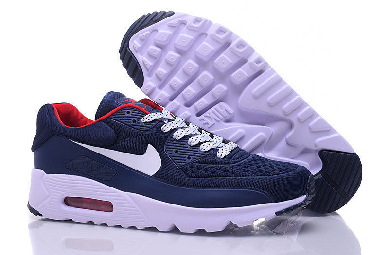 Nike Blue Air Max 90 Premium Se for men