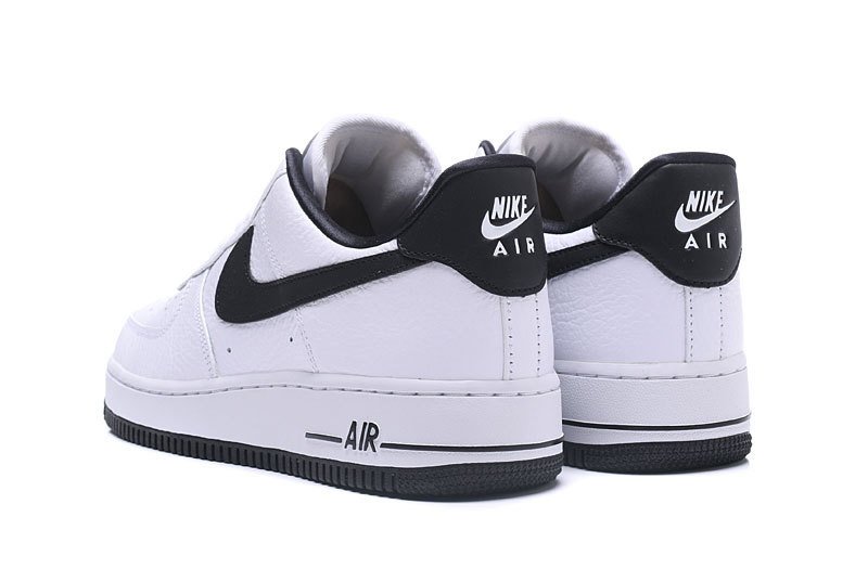 separation shoes addcd a5ef6 Nike Air Force 1 07 SE White Black Men s Women s Running Shoes Sneakers