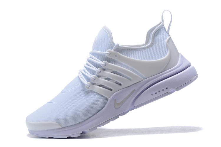 41998351d3d66 Nike Wmns Air Presto Ultra Breathe Triple White Men's Women's Running Shoes
