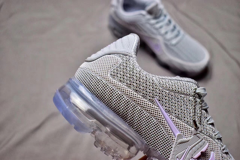 finest selection a1b0e a1574 Nike Air Max 2018 Kpu VaporMax Cool Grey White Men's Women's Running Shoes  NIKE-ST000608