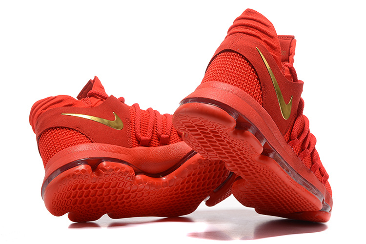 75d622691d83 ... canada nike kd 10 x kevin durant university red gold mens basketball  shoes 62006 c44fc
