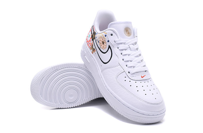Nike Air Force 1 07 SE White Vast Grey AA0287 102 Mens Womens Running Shoes Shoes aa0287 102