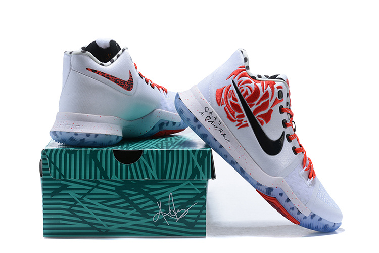 56057a0ac5e Nike Kyrie 3 Collaboration Dedicated To Moms Men s Basketball Shoes ...
