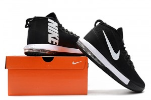 cef0f2b690e2 Nike Air Max Dominate EP Black White Men s Basketball Shoes
