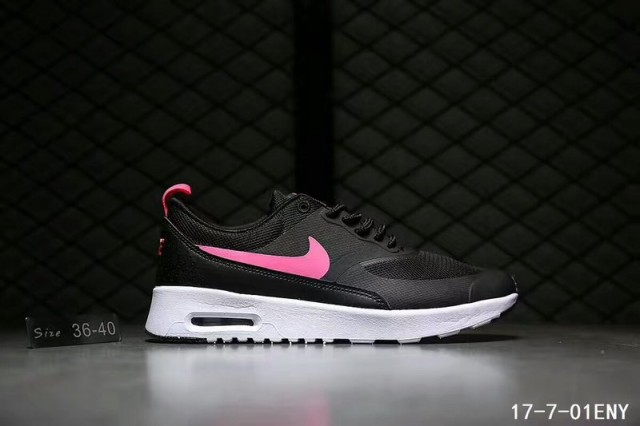 Womens Shoes Nike Air Max Thea Pink Oxford Bright Melon 599409 610 599409 610