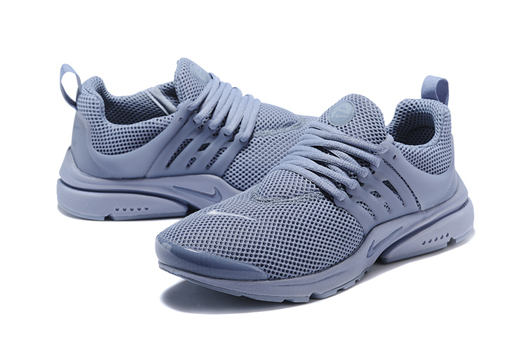 new styles 350f5 ca406 Nike Air Presto Br Triple Gray Men's Women's Running Shoes 305919-002a